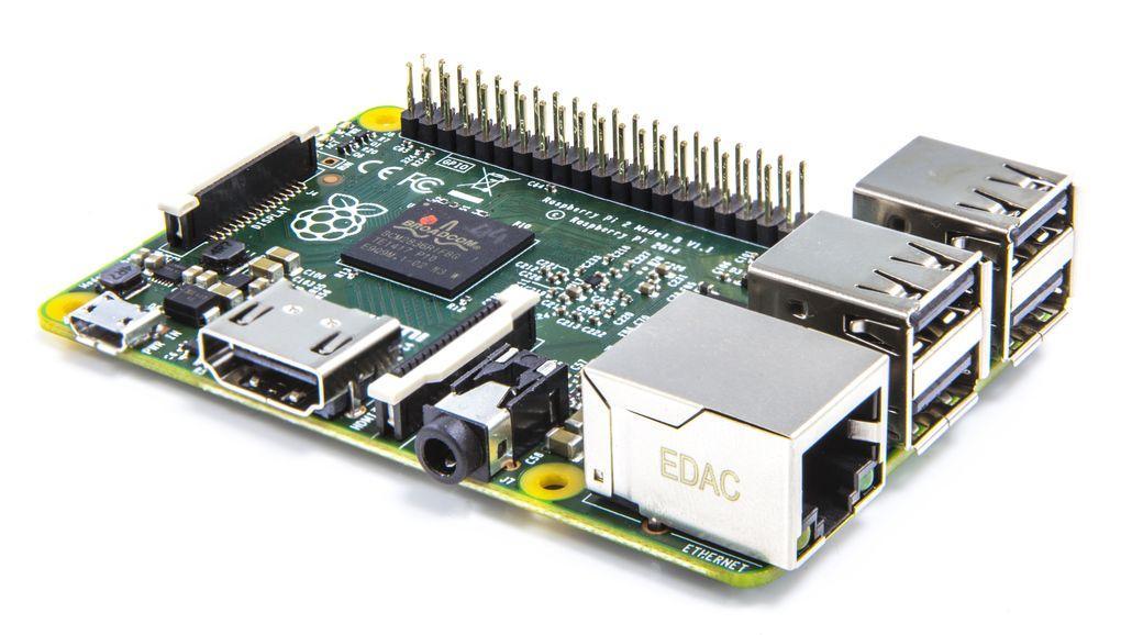 Raspberry Pi 2 đã ra mắt – Cấu hình rất ấn tượng
