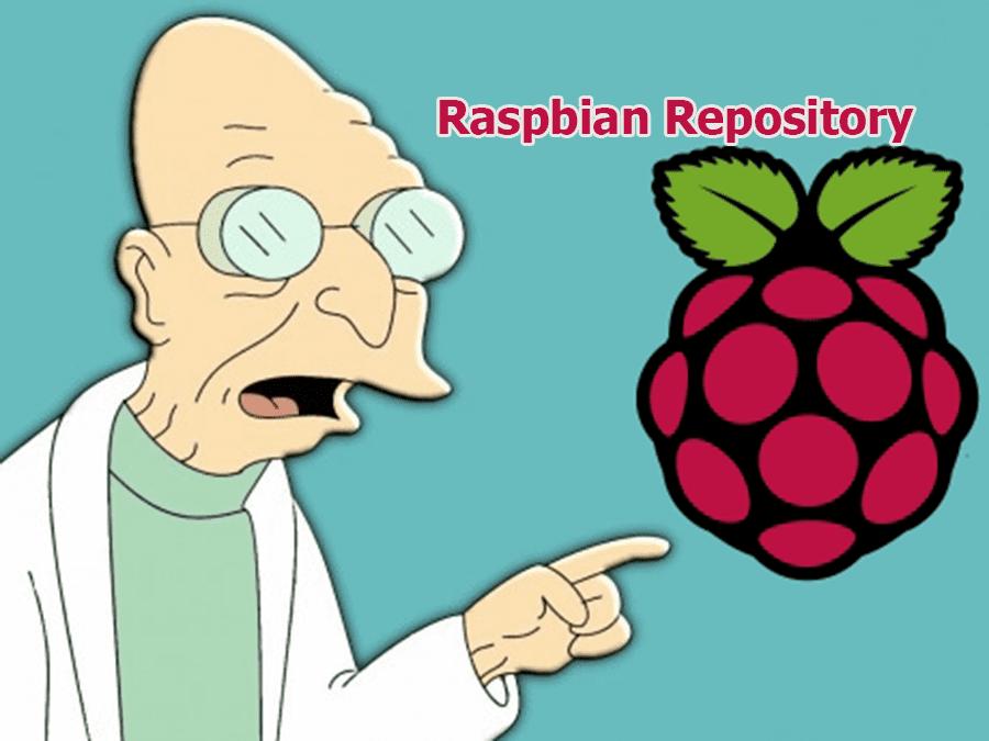 Bổ sung Repository cho Raspbian tại Việt Nam