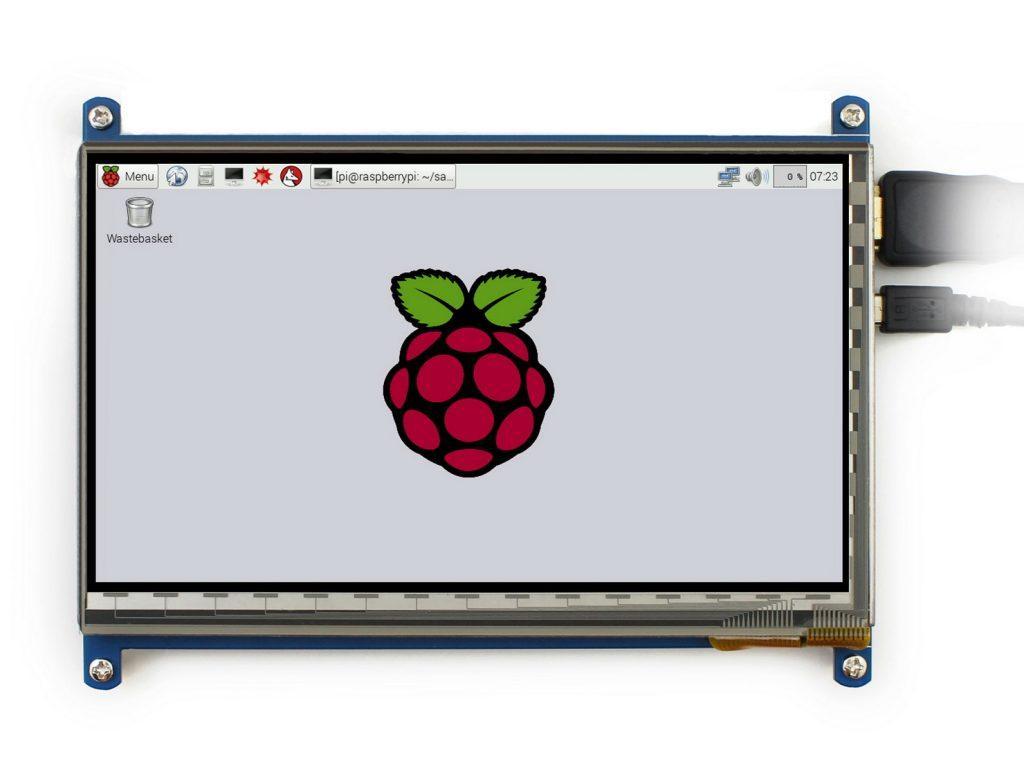 Màn hình LCD 7