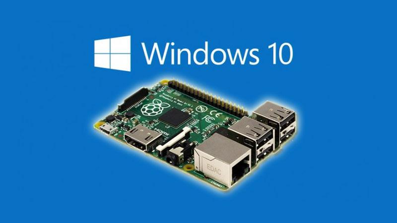 Windows 10 IoT Core: Deploy app lên Raspberry Pi