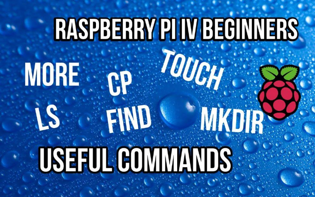 42 câu lệnh thông dụng nhất trên Raspbian