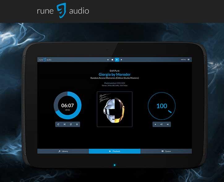 Hướng dẫn cài đặt Raspberry Pi Pifi DAC+ trên RuneAudio