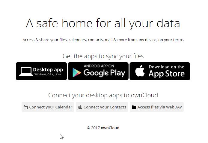 OwnCloud hỗ trợ đa nền tảng