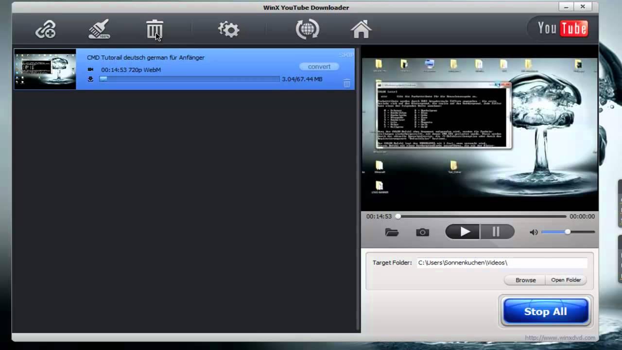 Giới thiệu phần mềm tải video trên Facebook, Youtube