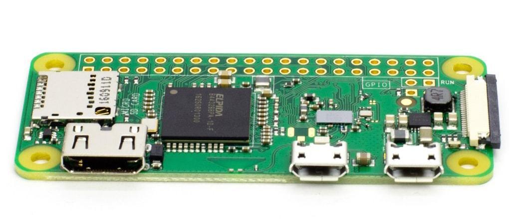 Mạch Raspberry Pi Zero W tại Raspberry Pi Việt Nam