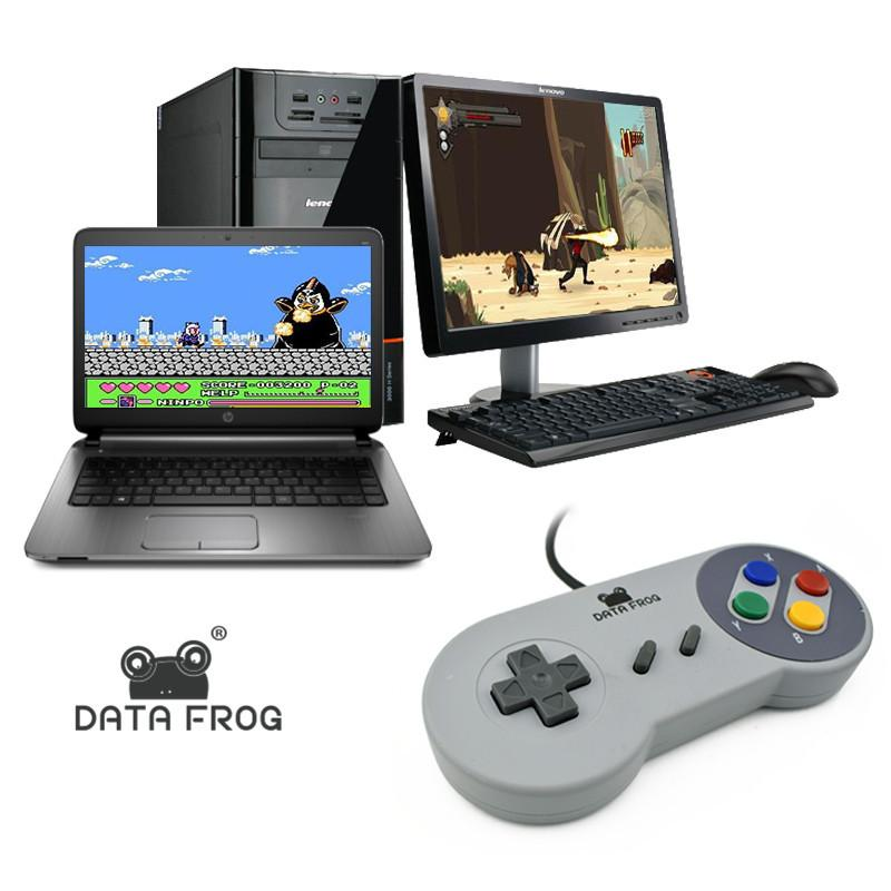 Tay cầm game Raspberry Pi tương thích với cả máy tính Windows